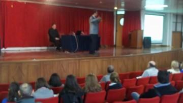 Se realizó seminario para emprendedores en la Sede Luján del ITU