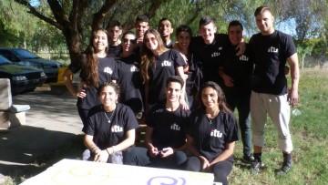 Jornada de trabajo en equipo  en Rivadavia
