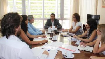 Reuniones de trabajo en Gral. Alvear, Malargüe y San Rafael para evaluar apertura de nuevas formaciones