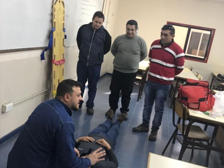 """Se realizó  la capacitación """"Facilitar el aprender"""", dirigido al personal no docente del ITU"""