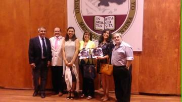 Se realizó el Acto de las Carreras de Profesionalización de Sede Mendoza