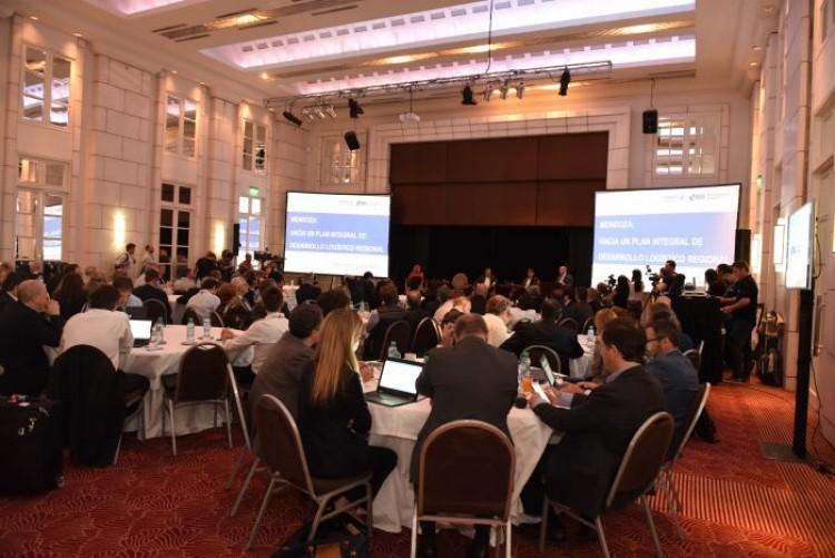 El ITU participó del taller con el BID por Mendoza Logística