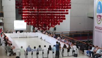 El ITU estuvo presente en el lanzamiento del Consejo Provincial de Educación, Trabajo y Producción