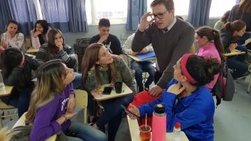 Estudiantes de Sede Luján desarrollaron sus habilidades literarias