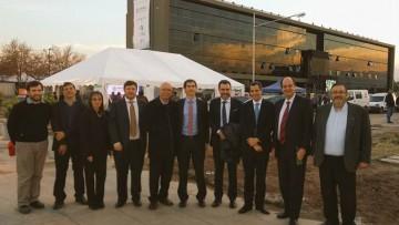 El ITU estuvo presente en la inauguración del Parque Tecnológico