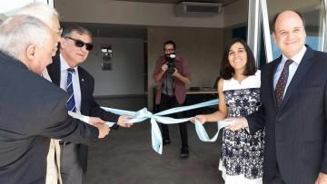 Fue inaugurado el nuevo edificio de la Sede Ciudad de Mendoza del ITU
