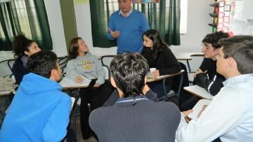 El ITU capacita en emprendedurismo a estudiantes de secundario