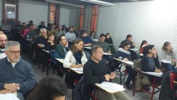 Más de 60 docentes del ITU comenzaron formación en competencias