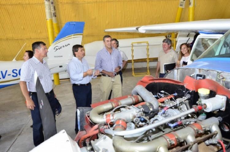 La UNCuyo quiere formar pilotos comerciales en Mendoza