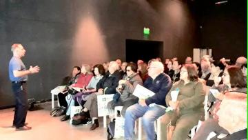 Iniciaron dos cursos de Inclusión Digital para adultos mayores en la Ciudad de Mendoza