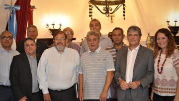 El ITU firmó convenio con el Municipio de San Martín y el Banco Supervielle