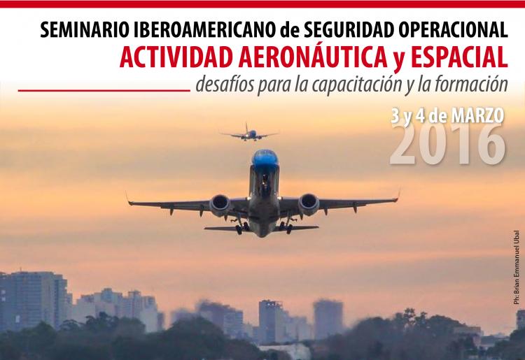 Transmisión en vivo del Seminario de Aeronavegación