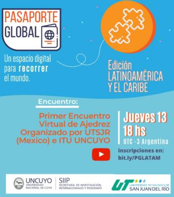 Comienza Torneo Internacional de Ajedrez virtual para toda la comunidad educativa