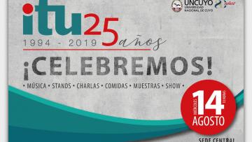 El ITU celebra sus 25 años
