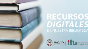 La Biblioteca del ITU ofrece diferentes recursos y servicios electrónicos