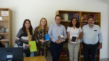 Nuevos equipamientos tecnológicos y sistema de préstamos en la biblioteca del ITU Sede Ciudad de Mendoza