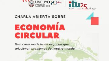Charla abierta sobre Economía Circular