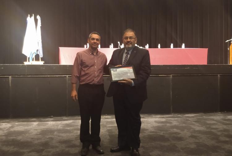 El ITU recibió reconocimiento de la Municipalidad de Guaymallén