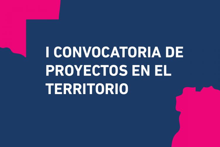 Proyectos del ITU ganadores de la I Convocatoria de Proyectos en el Territorio