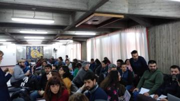 """Docentes del ITU continúan curso de """"Formadores por competencias"""""""