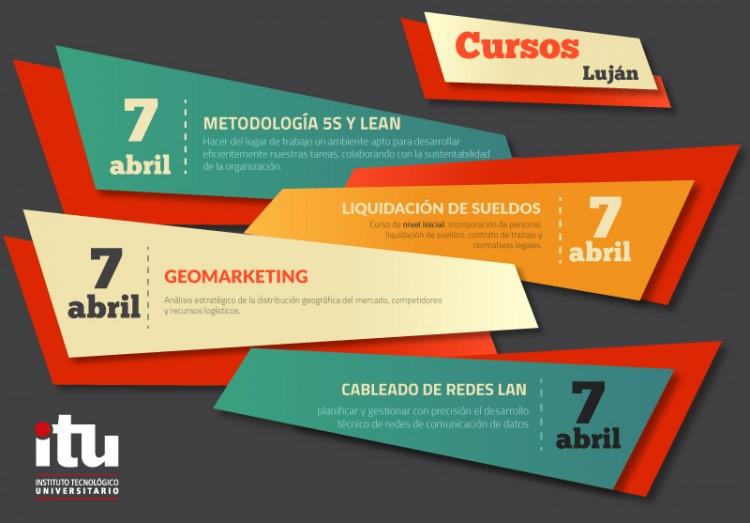 En abril iniciarán cursos en Sede Luján