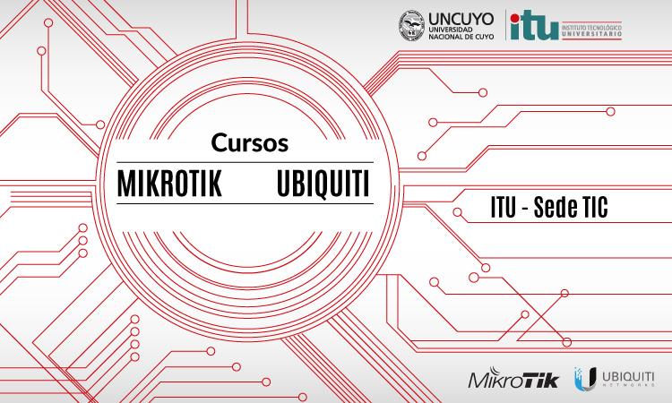 El ITU dictará cursos de redes inalámbricas Ubiquiti Networks y Mikrotik