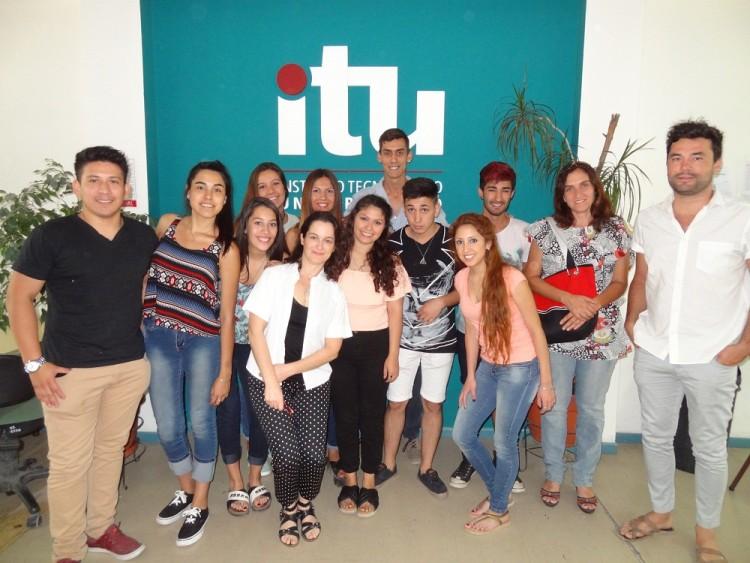 Estudiantes del ITU premiados por la ONG Junior Achievement