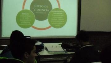 Sede Sur - Taller  Violencia de Género