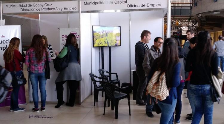 Expo Laboral en la Nave Cultural