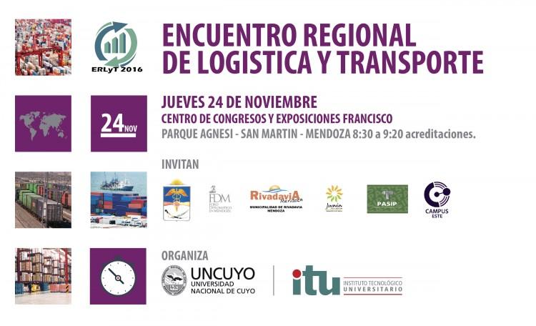 Encuentro Regional de Logística y Transporte en San Martín