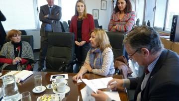 Se firmó un convenio entre la UNED y la UNCUYO