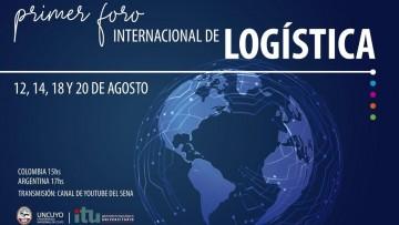 Comienza el I Foro Internacional de Logística de Argentina y Colombia
