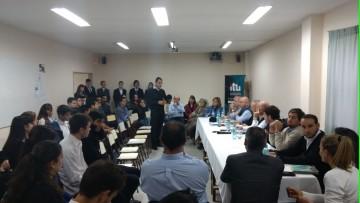 El municipio de Rivadavia realizó su Reunión de Gabinete en la Sede Este del ITU