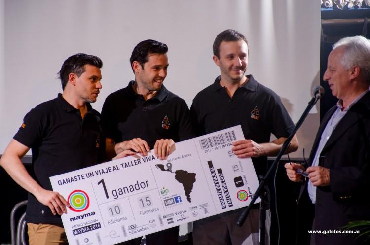 """Egresado del ITU semifinalista del concurso """"UNA IDEA PARA CAMBIAR LA HISTORIA"""" de History Channel"""