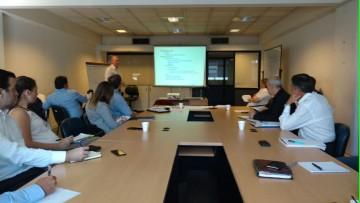 « Vinculando Educación con el mundo socioproductivo: reunión con empresas del sector aeronáutico »
