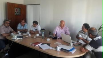 Autoridades de la Universidad Técnica Federico Santa María de Chile visitaron el ITU