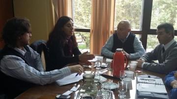Acuerdos entre el ITU y el intendente de Rivadavia