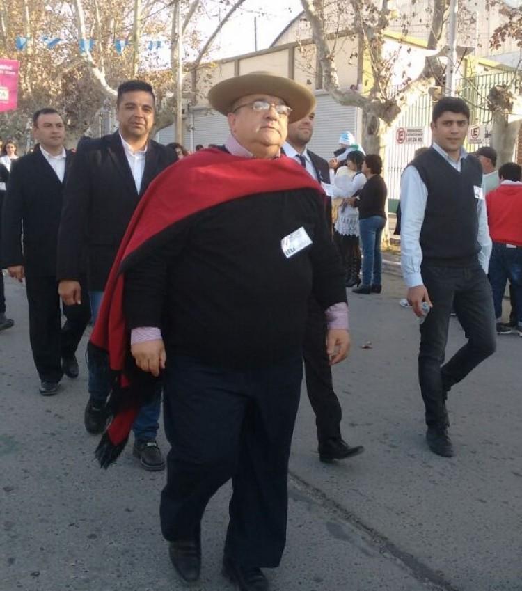 Lic. Eduardo Ferrer, Coordinador de la Sub Sede San Martín