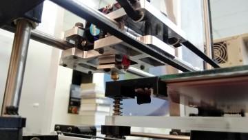 "Taller ""Cómo armar tu propia impresora 3D"""