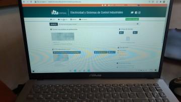 Acompañamiento en la mediación pedagógica de Aulas virtuales