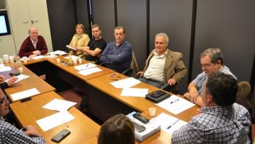 Educación, Trabajo y Producción: Comisión Técnica con instituciones de Aeronáutica
