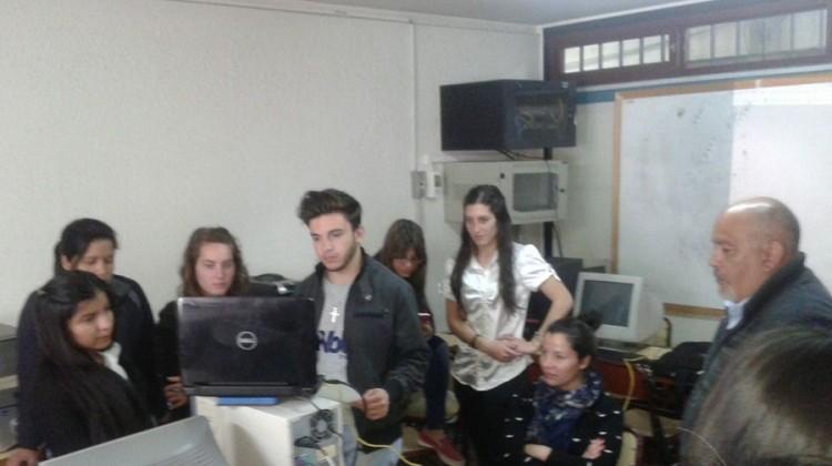 Estudiantes del ITU Tunuyán participaron en una competencia virtual de negocios