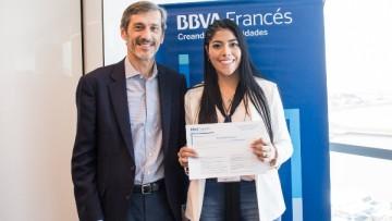 Estudiante de Sede Tunuyán ganó el primer premio de un concurso de planes de negocios