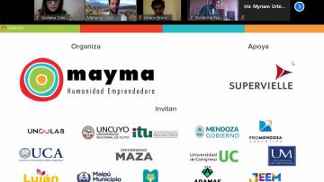Se realizó el lanzamiento del Proyecto MAYMA Mendoza