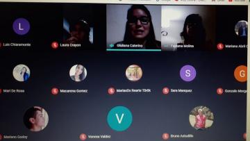 Comenzó el curso virtual de ODS