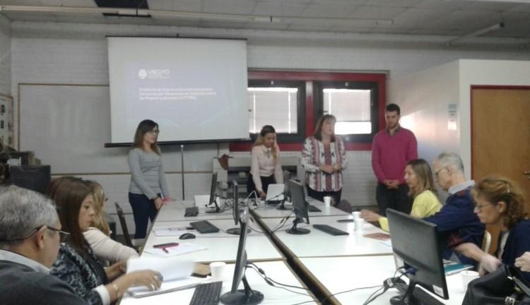 Se realizó una capacitación sobre el Protocolo de Denuncias por Violencia de Género en el ITU