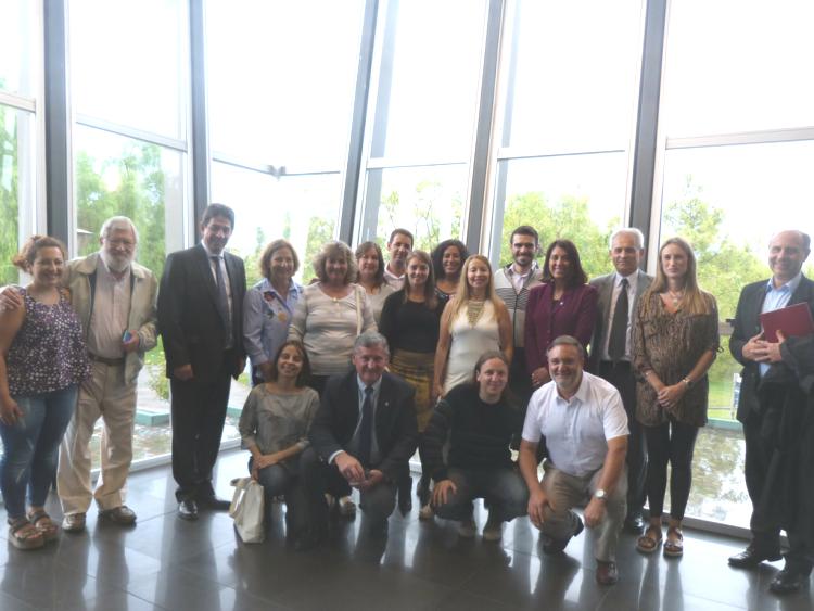 Docente del ITU ganó beca de doctorado en España
