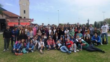 Estudiantes de la Sede Luján realizaron viaje de estudios a Buenos Aires