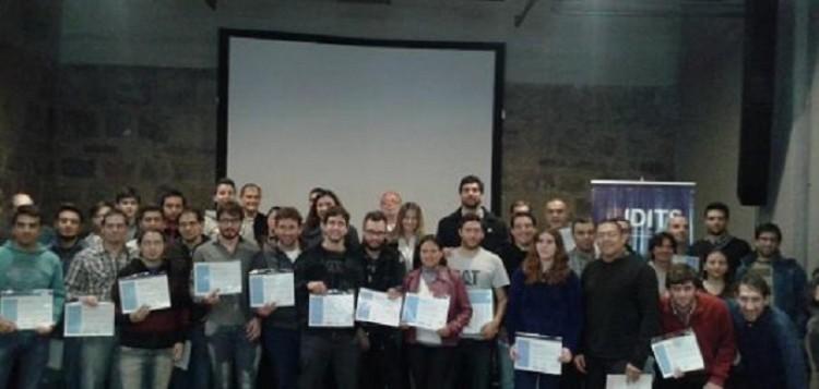Se entregaron certificados de los cursos Empleartec