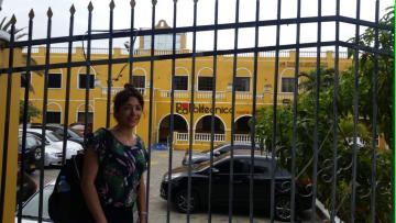 Secretaria de Sede Luján se capacitó en Colombia